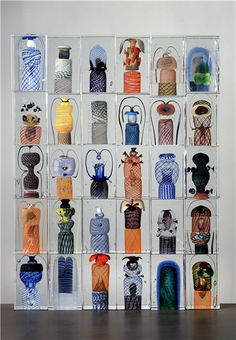 Glass Cube, Glass Art, Glass Design, Design Art, Glass Birds, Nordic Design, Glass Collection, Installation Art, Finland