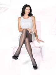 New Fashionable Look for Women Stylish diamond-dot pattern. Durable construction with reinforced heel. Excellent breathability and moisture management for added comfort Sensinnov® Grip-top with lace on Thigh-high style for comfort and no-slip wear. Compression Stockings, Fashion Tights, Thigh Highs, Looking For Women, Hosiery, High Fashion, Thighs, Medical, Stylish