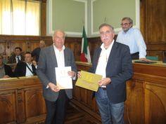Premiazione Campobasso del 30 Aprile 2014