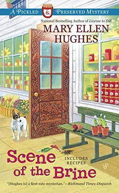 Scene of the Brine (Pickled and Preserved Mystery) by Mary Ellen Hughes http://www.amazon.com/dp/0425262472/ref=cm_sw_r_pi_dp_-huzvb0HAHP4Q