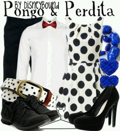 Disneybound Pongo & Perdits