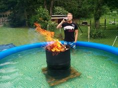 hot tub funny Party pool redneck after 12 g rated - 8222968064 Outdoor Baths, Outdoor Fun, Outdoor Decor, Redneck Pool, Redneck Crazy, Redneck Humor, Stock Tank Pool, Pool Heater, Saunas
