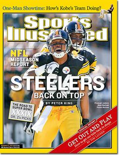 Hines Ward, Football, Pittsburgh Steelers