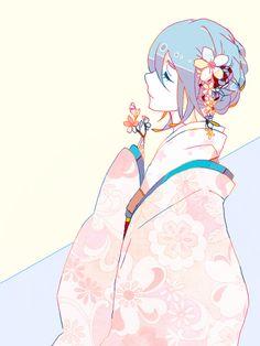 Kuchiki Rukia: Bleach