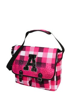 Cool Zebra Messenger Bag | Backpacks & School Supplies ...