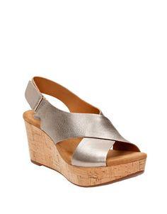 Crossed Wedge Sandals | Hudson's Bay