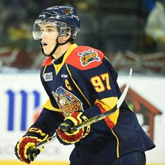 Connor McDavid, Erie Otters