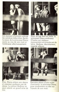 November 1981. Moments of affection between Diana and Charles. - caputured by a press that had become sneaky with long lenses whist the couple stayed at their country retreat - Highgrove