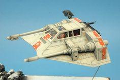 Snowspeeder - Star Wars
