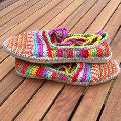 Happy Scrap-Shoes - The Basic Slipper-Pattern