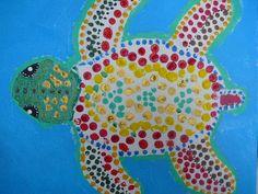 aboriginal paintings for kids