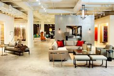 Jim Thompson Atlanta Showroom