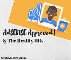 Google Adsense Approved after 7 Articles, discuss the process for confirmation to the approval and the earnings I had after one month. Hard Earned, Confirmation, Articles, Google, Affirmations