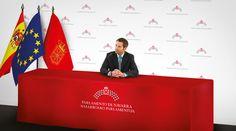 Propuesta de imagen corporativa para el Parlamento de Navarra