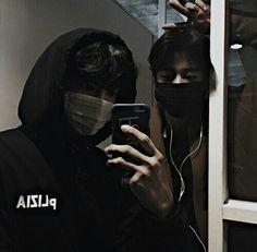 Gay Aesthetic, Couple Aesthetic, Ulzzang Couple, Ulzzang Boy, Cute Korean, Korean Men, Korean Best Friends, Jikook, Bad Boys