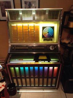 1970s Rockola Jukebox