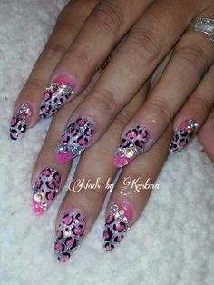 #wedding nails #paznokcie panny