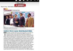 LAUNCHING INDIA's FIRST-EVER DISTRIBUTED MBA Program in association with KL UNIVERSITY