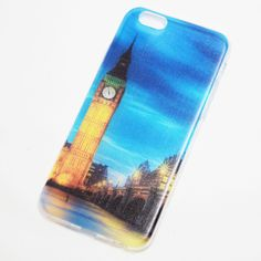 Big Ben at Night iPhone 6 / iPhone 6S Soft Case
