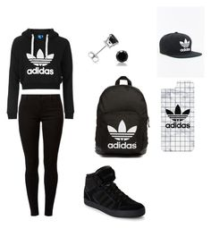 """""""💅🏼"""" by cindyhernandez15963 on Polyvore featuring Topshop, adidas, Dorothy Perkins, Amanda Rose Collection, Casetify and adidas Originals"""