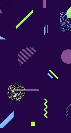 Iphone wallpaper  Teal Wallpaper Iphone, Geometric Wallpaper, Colorful Wallpaper, Aesthetic Iphone Wallpaper, Cool Wallpaper, Images Wallpaper, Cute Wallpaper Backgrounds, Colorful Backgrounds, Church Graphic Design