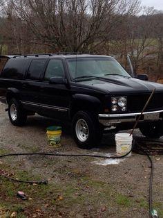 96 burban 6.5 diesel