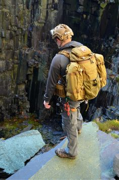 Arcteryx tactical gear.