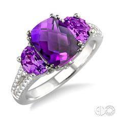 Amythyst ring