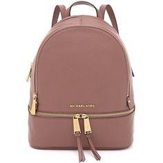 b629360f0c Amazon.com | MICHAEL Michael Kors Women's Small Rhea Backpack | Backpacks  Micheal Kors Backpack