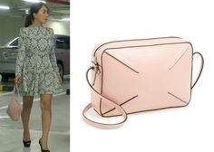 Marc by Marc Jacobs 'Hands Off - Alex' Crossbody Bag in Hazy Rose Uhm Jung Hwa, Mix Match, Witch's Romance, Kdrama, Marc Jacobs, Crossbody Bag, Bags, Accessories, Rose