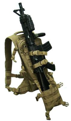 Microfast Backpack