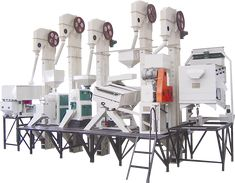 Complete Auto Rice Milling Plant&Machines for Paddy/Basmati/Parboiled Rice