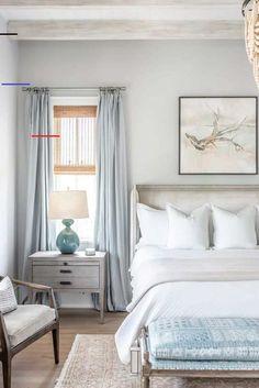 :: Coastal Home Decor Pins 124 :: - #coastalbedrooms - Monday Pins... Contemporary Bedroom, Modern Bedroom, Bedroom Romantic, Bedroom Classic, Gray Bedroom, Blue Bedroom Decor, Bedroom Neutral, Minimalist Bedroom, Modern Contemporary