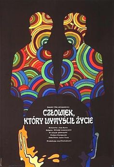 Vintage Polish movie poster 1970