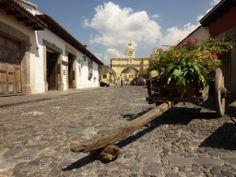 Antigua. Guatemala.