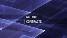 Notable Chem-Bio-Nuc-Rad Contracts