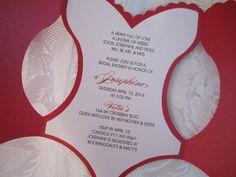Corset Invitation Bridal Shower Invitation Lingerie Invitation Lingerie Shower Bachelorette Party Invitation Tiffany Bridal Shower Theme on Etsy, $4.00
