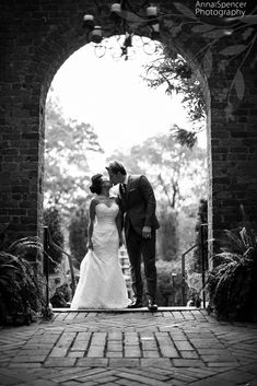 Anna and Spencer Photography. Day After Session: portrait of the bride & groom after the wedding day. Barnsley Gardens near Atlanta Wedding .