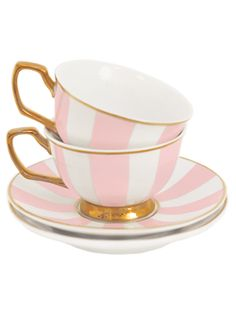 Cristina Re - Blush Stripes set of 2 *NEW*