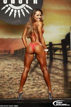 Natalia Melo = Miss Bikini Olympia 2012!