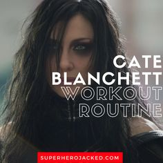 Cate Blanchett Workout Routine and Diet Plan Nerd Fitness, Health Fitness, Gym Routine, Workout Routines, Popular Hobbies, Feel Like Giving Up, Celebrity Workout, Evolution T Shirt, Cate Blanchett