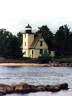 Bete Grise Lighthouse Michigan