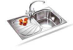 Franke Erica EUX 611-78 1.0 Bowl Kitchen Sink at best prices online (checked every day). Our customers rate it 4.8/5. Read their 10 reviews in full here.