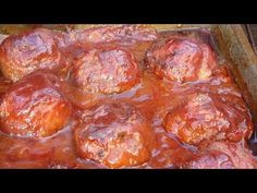 ▶ BBQ Meatballs recipe by the BBQ Pit Boys - YouTube