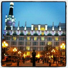 #Plaza Santana #Madrid - @cafesblog- #webstagram