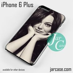 Emma Stone YP 1 Phone case for iPhone 6 Plus and other iPhone devices