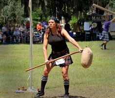 "imfemalewarrior: ""metalporsiempre: "" hieronyma: ""Scottish women of the Highland Games–kicking ass, wearing kilts and making you swoon. "" "" Have some Scottish Women for. Pictish Warrior, Strong Women, Fit Women, Scottish Highland Games, Scottish Words, Men In Kilts, Training Motivation, England, Family Events"