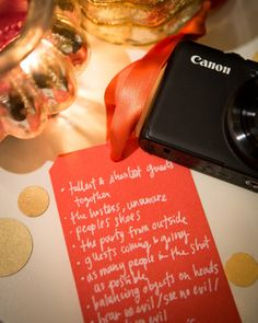 A CUP OF JO: How to take photos at parties