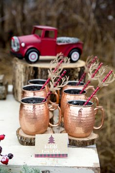 Copper Mule Mugs Chr