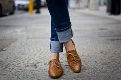 Oxfords. Always searching for the perfect pair.